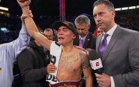 Valdez Defeats Quigg by Unanimous decision