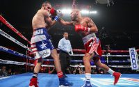 Jose Pedraza defeats Ray Beltran to win WBO lightweight title