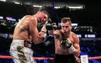 David Lemieux Ends Spike O