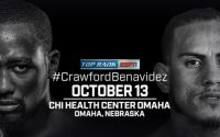 Terence Crawford Vs Jose Benavidez on October 13