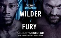 Deontay Wilder Vs Tyson Fury Poster 1st Dec. 2018