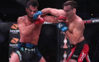 Gegard Mousasi KO's Rory MacDonald In The Second,