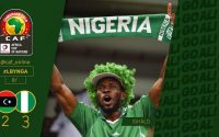 Libya 2 - 3 Nigeria Football Highlights
