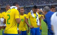 Neymar and Brazil National team