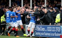 Highlights Hamilton 1 - 4 Rangers