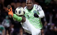 Ighalo Nets Hat Trick against Libya
