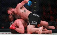 Bellator 207 : Ryan Bader def. Matt Mitrione via unanimous decision