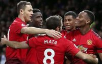 Manchester United 2 - 0 Everton Highlights