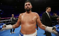 Tony Bellew Tells Oleksander Usyk, Muscles Don