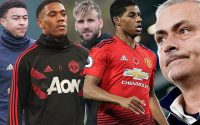 Jose Mourinho Blast Four Key United Players With Maturity Claim
