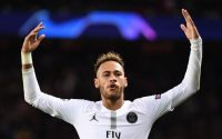 Neymar Jr Paris Saint Germain (PSG) VS Liverpool