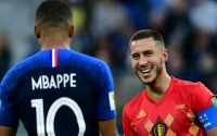 Eden Hazard, Tips Kylian Mbappe Above Luka Modric for Ballon D