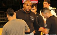 UFC Heavyweight Champion Daniel Cormier At UFC 230 Open Workout