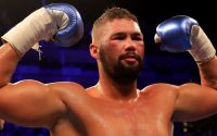 Froch - Tony Bellew KOs Oleksandr Usyk, If He Owns A Strong Game Plan And Mental Toughness
