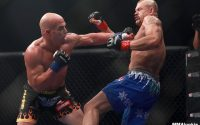 Tito Ortiz KOs. Chuck Liddell In The First Round - Golden Boy MMA