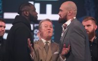 Tyson Fury Compares Deontay Wilder And Wladimir Klitschko