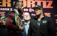 Luis Ortiz : If Deontay Wilder Attacks, Tyson Fury Will Get A Short Night