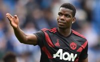 Manchester United Paul Pogba Gestures