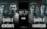 Jermall Charlo Vs Matt Korobov and Jermell Charlo vs. Tony Harrison