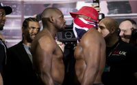 Dillian Whyte Vs Dereck Chisora Rematch (2) Live Results