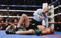 Tyson Fury - Anthony Joshua Will Be Nailed By Deontay Wilder, He Cant Move