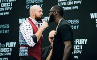 Tyson Fury - Beating Bum Deontay Wilder Closely, Will Be Considered A Loss