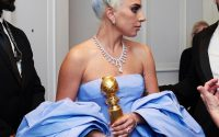 Lady Gaga at Golden Globe Award 2019