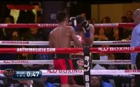 Aston Palicte Knocks Out Jose Martinez In 2 Rounds