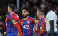 Crystal Palace Andros Townsend Vs Tottenham Hotspur