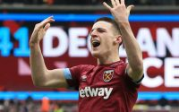 Declan Rice West Ham United 1 - 0 Arsenal