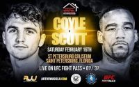 Connor Coyle vs. Travis Scott Results, Fight Card, Preview And Predictions