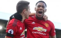 Manchester United Ander Herrera, Anthony Martial