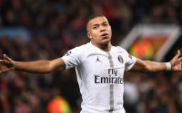 Kylian Mbappe PSG (Paris Saint Germain) Vs Manchester United