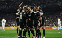 Ajax Dusan Tadic Vs Real Madrid