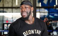 WBC Heavyweight World Champion Deontay Wilder
