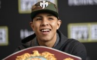 WBO Junior Middleweight Champion Jamie Munguia