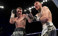 Liam Smith Breaks down Sam Eggington To Fifth Round TKO