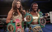 Claressa Shields vs. Christina Hammer unification