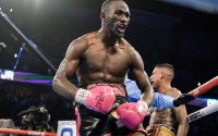 WBO welterweight Champion Terence Crawford