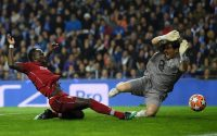 Sadio Mane Liverpool And Ikey Casillas FC Porto