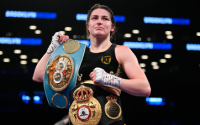 Katie Taylor Unifies Women