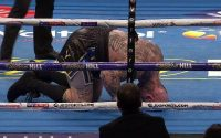 David Allen Knocks Out Lucas Browne
