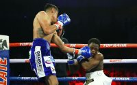 Emanuel Navarrete vs Isaac Dogboe Rematch