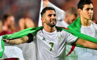 Riyad Mahrez Algeria African Cup Of Nations
