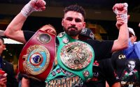 Jose Ramirez Beats Maurice Hooker, Unifies WBO, WBC Titles