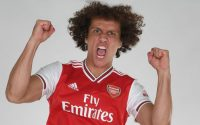 David Luiz Arsenal FC