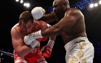 Dereck Chisora Stops David Price