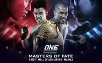 ONE Championship Masters Of Fate