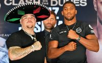 Andy Ruiz Jr. Anthony Joshua