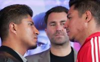 Mikey Garcia Vs Jessie Vargas face off